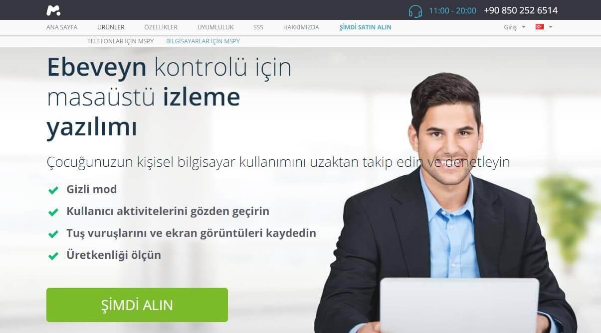 Bilgisayarların çevrimiçi izlenmesi