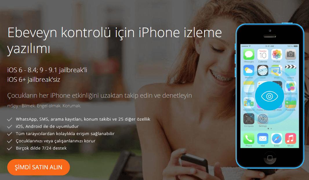 FlexiSPY iPhone Casus Yazılımı İle Ne Yapılabilir?